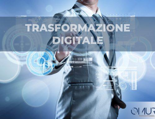 La nostra via alla trasformazione digitale